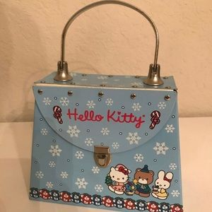 1990's Limited Edition Hello Kitty Holiday Purse